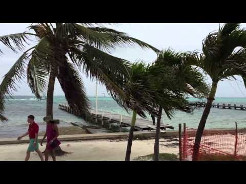 Tour of Ambergris Caye Belize and San Pedro Town