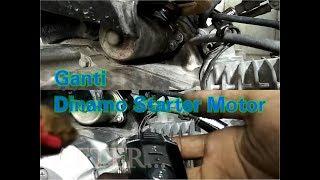 Video Membongkar dan Ganti Pasang Dinamo Starter Motor bebek Smash yang Berbeda download MP3, 3GP, MP4, WEBM, AVI, FLV Oktober 2018