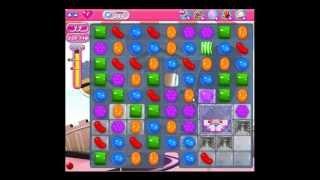 Candy Crush Saga Level 381 - 3 Stars No Boosters