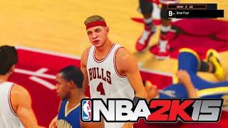"NBA 2K15 PC MY CAREER! #48 ""4th QUARTER FIRE!"" w/TBNRkenWorth"