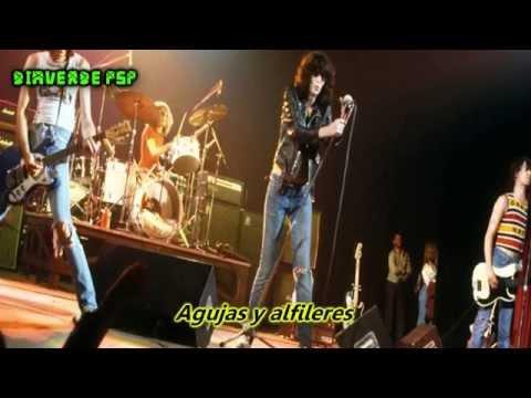 The Ramones- Needles And Pins- (Subtitulado en Español)