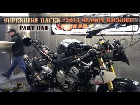 "Superbike Racer ""2014 Season Kickoff"" Part One"