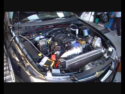 VZSS Stock LS1 5.7 Turbo - YouTube