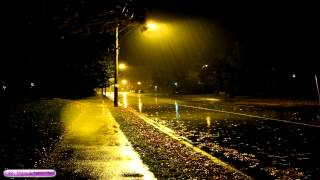 Rain Sounds | Rainy Night In The City | Relaxing Sounds For Sleeping