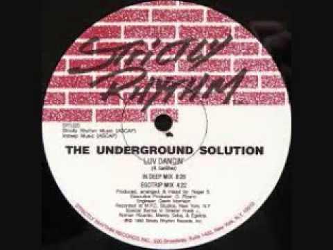Underground Solution - Luv Dancin (In Deep Mix)