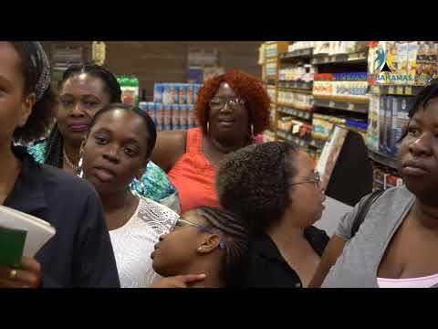 Healthy Bahamas Food Store Tour