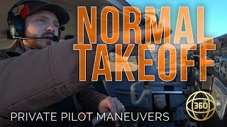 How to fly in 360 & VR: Normal Takeoff