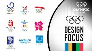 The design of Olympic Games Logos | Design Focus