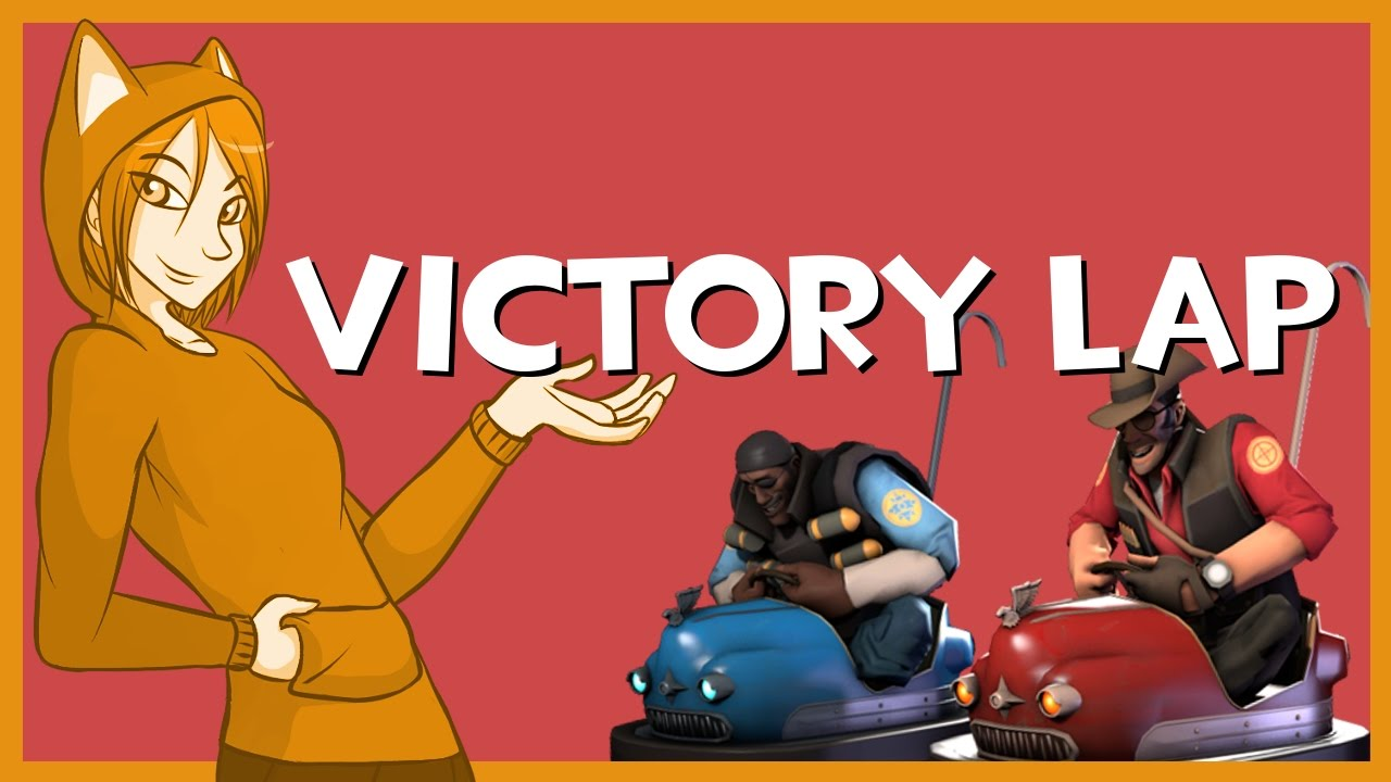 TF2 - The Victory Lap Taunt (All Class) (Halloween)