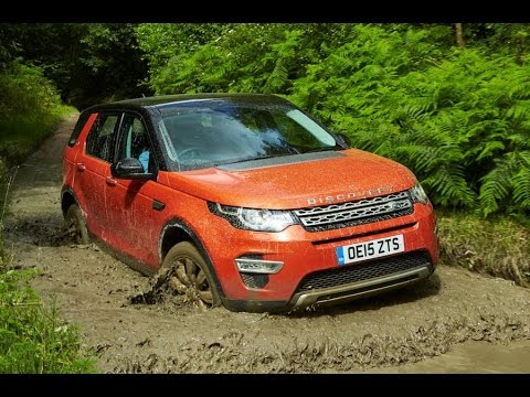 New Cars ,, Promoted 2015 Land Rover Discovery Sport TD4 180 HSE Luxury Auto ,,,, Auto Show