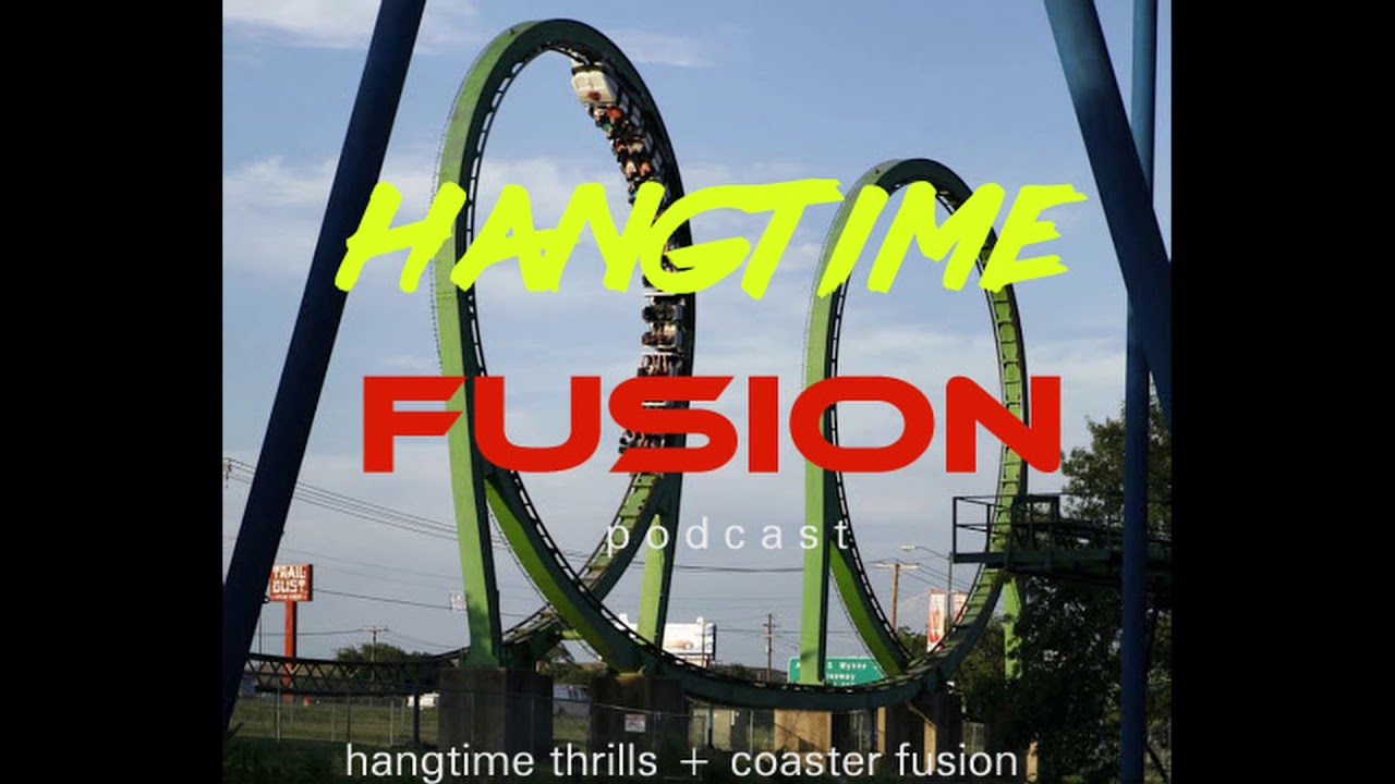 Hangtime Fusion Podcast Episode 6 - Where could we see the next B&M Invert?
