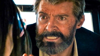 LOGAN Extended Red Band Trailer #2 (2017)