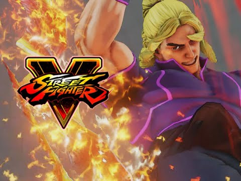 BRING IT BACK: Week Of! Ken STREET FIGHTER 5 - Online Ranked