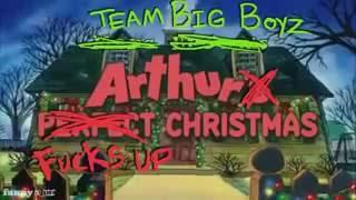 Ghetto Arthur Episode 6 😂😂 (Christmas Special)