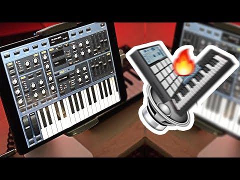 Best Beat making Mobile Setup? Ipad Pro - Beatmaker 2-3 - Akai Mpk Mini 2