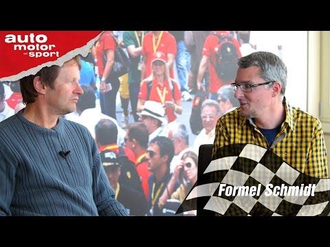 Formel Schmidt - GP Russland 2017   auto motor und sport