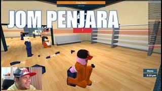 Jom Roblox | Gefängnis Leben Gameplay | QU Malaysia
