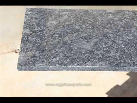 Steel Grey Granite Countertops Indian Granite