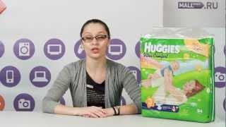 Видео обзоры HUGGIES Ultra Comfort 3