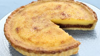 тарт с инжиром и крем-брюле рецепт от Dovna