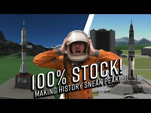 """Kerbal """"Making History"""" expansion is AMAZING! Preview and playthrough"""