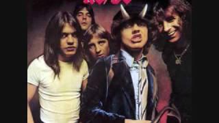 Beating Around The Bush by AC/DC
