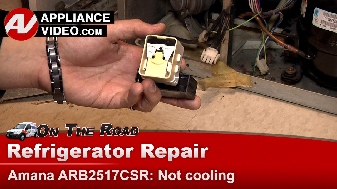 Refrigerator Repair Not Cooling Or Freezing Amp Making Noise