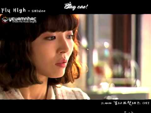[Vietsub YANST] Fly High (Prosecutor Princess OST) - Shinee