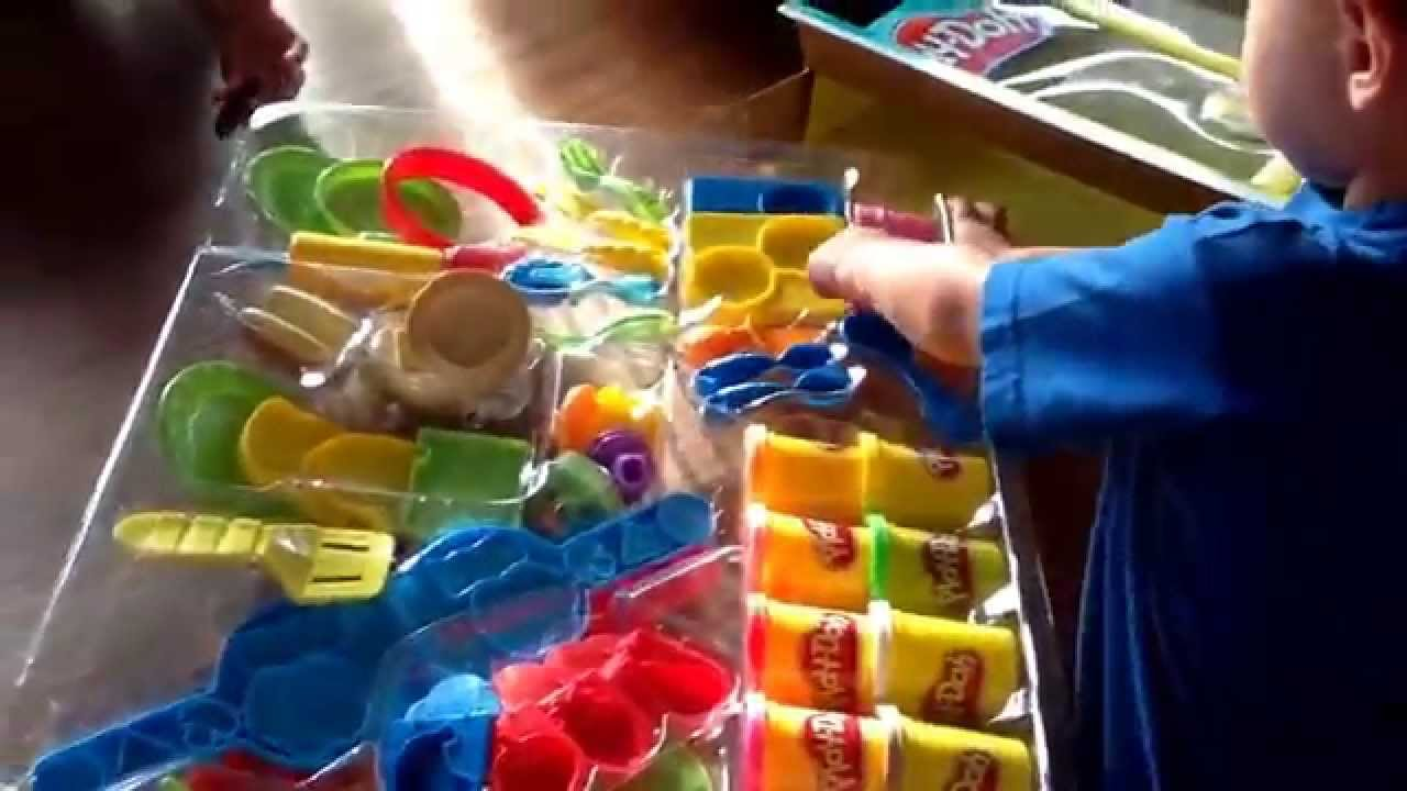 Play Doh Chef Supreme Play Kitchen Set