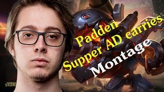 """Who is Padden??? 