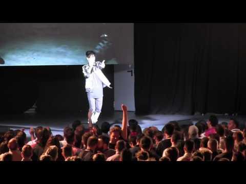 ESCKAZ in Madrid: Kristian Kostov (Bulgaria) - You Got Me Girl at Eurovision-Spain Pre-Party