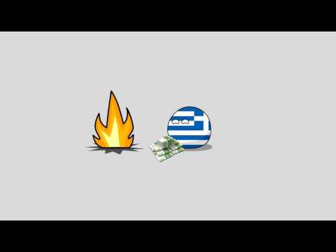 Countryball Short #5: Greece's debt
