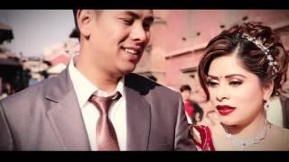 PRAKRITI WITH JITENDRA - Mero maan...... Image: The Wedding Photography