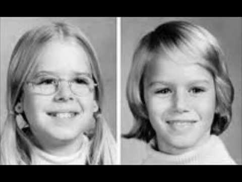 SHEILA AND KATHERINE LYON- MISSING SINCE: MARCH 25, 1975