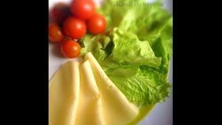 Домашний обезжиренный сыр.Дюкан.