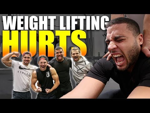 Weightlifting Hurts! - Do This One Exercise To Snatch & Clean More