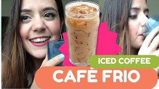 ¿Cómo hacer CAFÉ FRIO? | FACILÍSIMO!