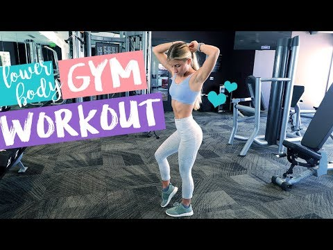 GYM WORKOUT » Glute Day