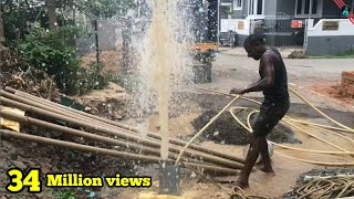 Borewell/Bore Cleaning/Borewell Contractor/Bore Cleaning High Power Air Compressor/Borewell chennai