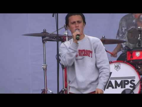 The Vamps   - Middle Of The Night - live V Festival 2017
