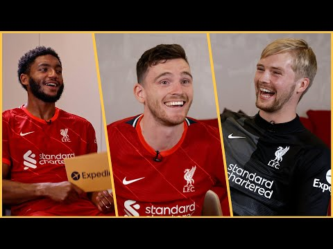 Robertson, Gomez, and Kelleher on their day out routines, roommates, and more!