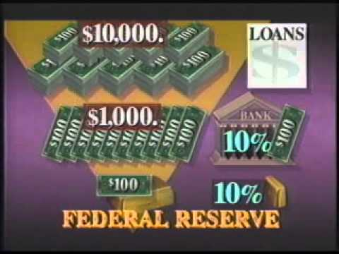 Money, Banking & The Federal Reserve