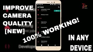 [NEW] INCREASE CAMERA QUALITY IN REDMI NOTE 3 OR REDMI CUSTOM ROMS|Better Than MIUI CAMERA APP