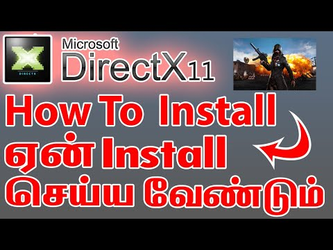 How To Install Direct X 11 On Windows 10