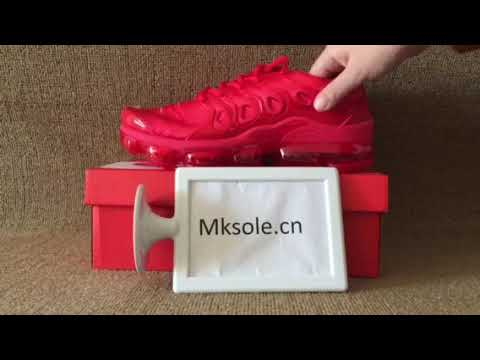 separation shoes d146d 4e11d All red Nike air vapormax plus (mksole.cn)