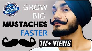 2019 BEST VIDEO EVER ON MUSTACHES GROWTH | 100% Guaranteed results.