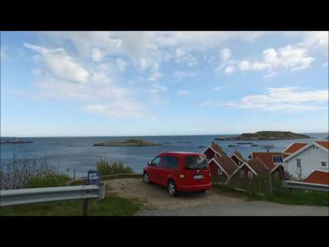 Driving in Southern Norway