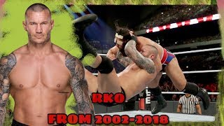 TOP 100-Randy Orton RKO outta nowhere
