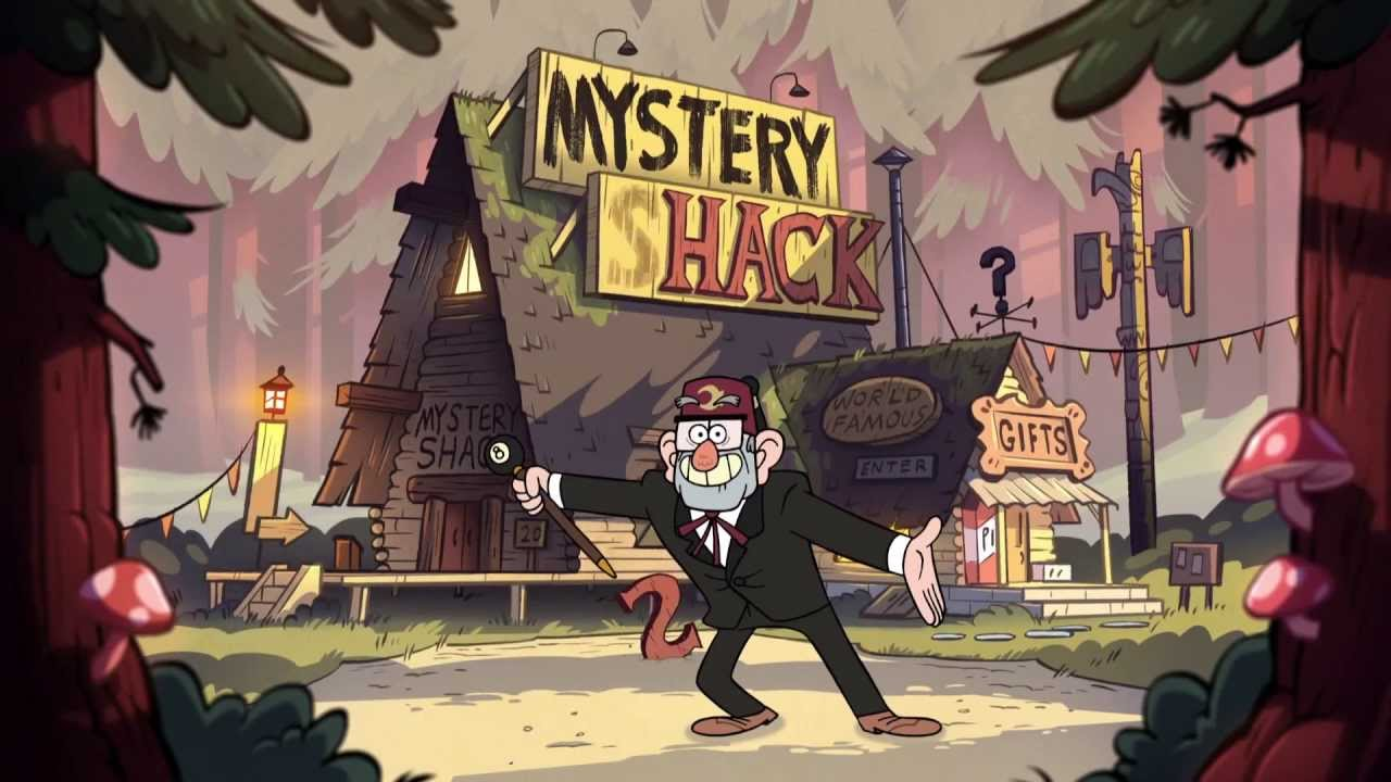 gravity falls opening theme song hd youtube