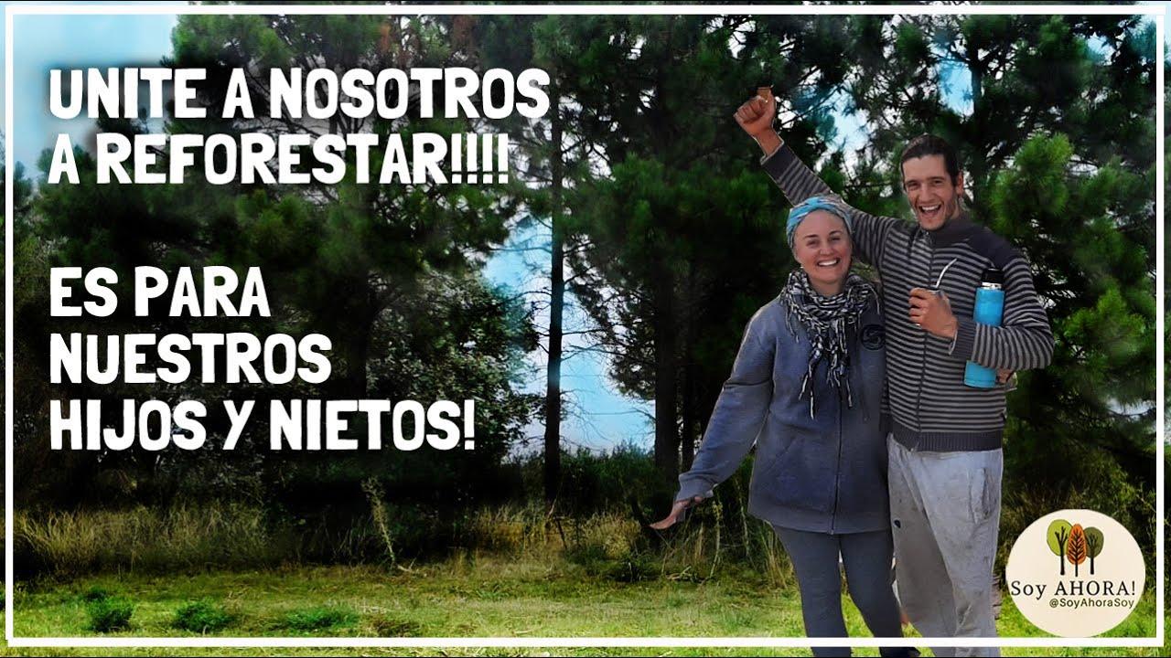 Flora y Fauna NATIVA!! UNITE a Nosotros y a la REFORESTACIÓN! es GRATIS!! Aunque no tengas espacio!